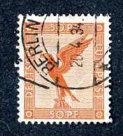 109e   Reich 1926  Mi.#381 Used Sc.#C31  ( Cat.€7. ) Offers Welcome! - Airmail
