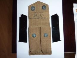PORTE CHARGEUR ORIGINAL WWII COLT 1911 A1 - Decorative Weapons