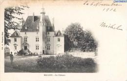 MALANS LE CHATEAU 1900 - Frankrijk