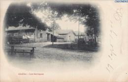 BESANCON CHAILLUZ LES BARRAQUES 25 DOUBS 1900 - Besancon