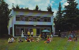Canada Camp Mere M L Clarac St-Donat Quebec