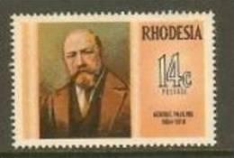 RHODESIA 1974 MNH Stamp(s) Pauling 139 #321 - Rhodesia (1964-1980)