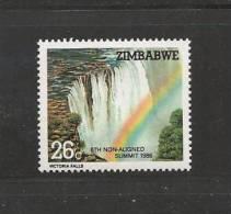 ZIMBABWE 1986 MNH Stamp(s) Blockfree States 348 #5095 1 Value Only - Zimbabwe (1980-...)