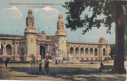 L270 _145 - Marseille - Exposition Coloniale 1922 - Le Grand Palais - Exposiciones Coloniales 1906 - 1922