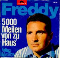 """ Freddy "" Disque Vinyle 45 Tours - Sonstige - Deutsche Musik"