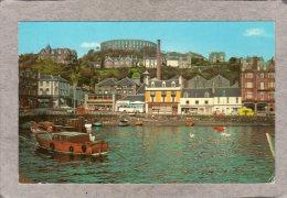 44073       Regno  Unito,  Scozia  -  The  Harbour  -  Oban,  NV - Argyllshire