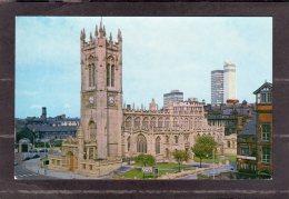 44080     Regno  Unito,     The  Cathedral  -  Manchester,  NV(scritta) - Manchester