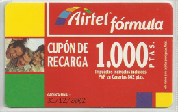 = SPAIN - AIRTEL  - 11  - MY COLLECTION = - Spanien