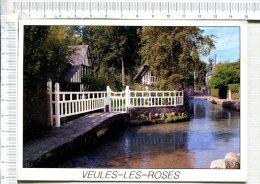 VEULES LES ROSES -   La Veules  -  Le Plus Petit Fleuve De France - Veules Les Roses