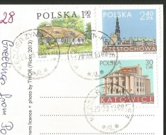 POLSKA Polen Vintage Luggage Kedzierzyn-Kozle 2013 - Polen