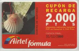 = SPAIN -  AIRTEL  - 21  - MY COLLECTION = - Spanien