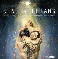 Carton Expo Kent Williams - Oct. 2011 - Galerie Maghen - Ansichtskarten