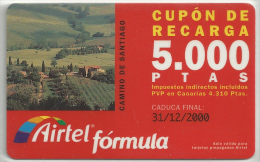 = SPAIN -  AIRTEL  - 23  - MY COLLECTION = - Airtel