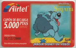 = SPAIN -  AIRTEL  - 29  - MY COLLECTION = - Airtel