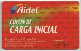 = SPAIN -  AIRTEL  - 31  - MY COLLECTION = - Airtel