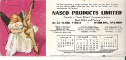 "Nasco Products Limited, Canada's Finest Clutch Remanufacturers, Hamilton, Ontario  9"" X 4""  22.5 Cm X 10 Cm - Automotive"