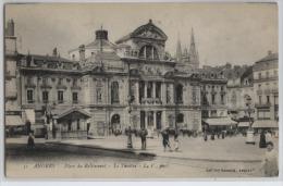 Angers - Palce Du Ralliement - Le Théâtre - CPA - Angers