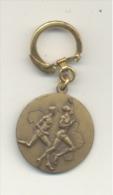 Médaille - Porte-clés - 1964 Tests Athlétiques - België