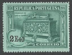 Portugal 1924 Mi# 341* TOMB OF CAMOENS - 1910-... Republic