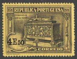 Portugal 1924 Mi# 344** TOMB OF CAMOENS - Neufs