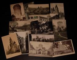 Lot De 12 CPA Et CPSM Petit Format  Du Département De L'EURE (27) - Cartes Postales