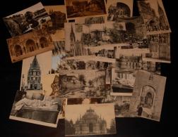 Lot De 35 CPA Et CPSM Petit Format  Du Département D'EURE ET LOIR (28) - Cartes Postales