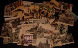 Lot De 80 CPA Et CPSM Petit Format  Du Département Du FINISTERE (29) - Cartes Postales