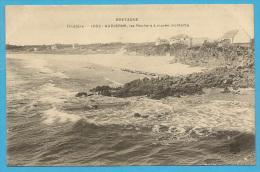 29 : Audierne ,les Rochers à Marée Montante  ... - Audierne