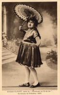 """VILLEDIEU - LES - POELES  (50)   ARMAND  CLOUET Dans La """"Danseuse Au Fil De Fer""""  Kermesse De Villedieu 1933. - Théatre & Déguisements"""