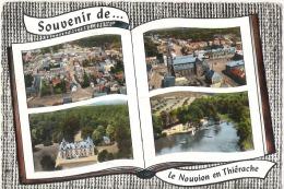 Z 1212  CPSM    LE NOUVION EN THIERACHE SOUVENIR MILTIVUE - France