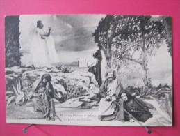 54 - Nancy - La Passion à Nancy - Le Jardin Des Oliviers - Scans Recto-verso - Nancy