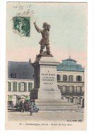 Dunkerque Statue De Jean Bart N° 93 BF ( Avec Photographie Falciny - Dunkerque