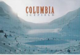 Athabasca Glacier, Columbia Icefield, Jasper National Park, Canada- Alberta Color L12292 E Unused - British Columbia