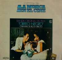 * LP *  ORFEO NEGRO (BLACK ORFEUS) - Original Soundtrack (Spain EX-!!!) - Filmmuziek