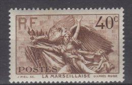 France N° 315 Luxe ** - Nuevos