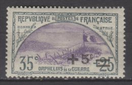 France N° 166 Luxe ** - France