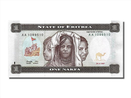 [#253630] Erythrée, 1 Nafka, Type 1997 - Erythrée