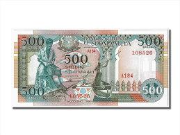 [#106815] Somalie, 500 Shilin Type Loi Du 01.01.1989 - Somalia
