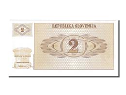[#153763] Slovénie, 2 Tolarjev Type 1990-92 - Slovénie