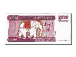 [#106585] Myanmar, 5000 Kyats Type 2009 - Myanmar