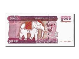 Myanmar, 5000 Kyats Type 2009 - Myanmar