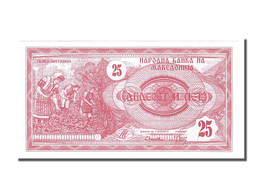 [#153799] Macédoine, 25 Denar Type 1992 - Macedonia