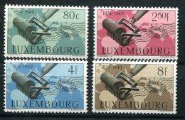 3062 - LUXEMBURG - Mi.Nr. 460-463 Postfrisch - LUXEMBOURG, Mnh Set - Ungebraucht