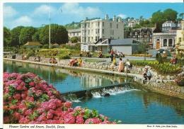 Devon Postcard - Pleasure Gardens And Stream, Dawlish  LSL1900 - England