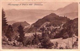 MONTAGNAGA DI PINE'  , Baselga Di Pine' , Trento    * - Trento