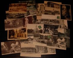 Lot De 20 CPA Et CPSM Petit Format  Du Département Du GARD (30) - Cartes Postales