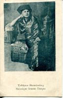 N°35667 -cpa Salonique -femme Turque- - Greece