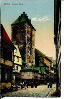N°35672 -cpa Mainz -Eiserner Turm- - Mainz
