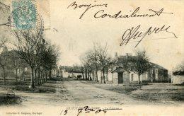 CPA 37 LE PUY NOTRE DAME LA PALEINE 1905 - France