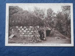 Le Tremblay Le Vicomte - Tour De L'ancien Chateau (coté Sud) - Ed. Bourguignon - L142 - Autres Communes